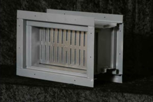 Foundation Vents steel-vent