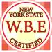 State Certfied WBE Logo 9brosnav