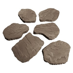 Walkway Stepping Stones - 9 Brothers Building Supply