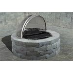 ledgestone-round-barbeque-fire-pit-kit