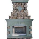 maytrx-wall-outdoor-fireplace-kit-cast-stone-surround-deluxe