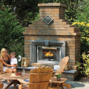 Nicolock Fireplaces