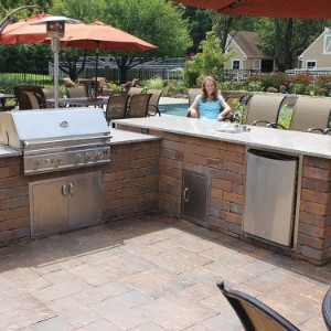 Nicolock Outdoor Kitchens