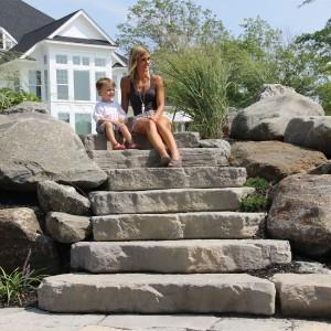 Nicolock Steps