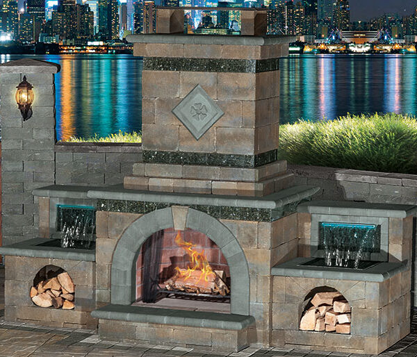 Best Outdoor Fireplaces Long Island