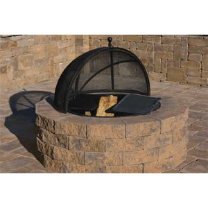 pyzique-round-barbeque-fire-pit-kit