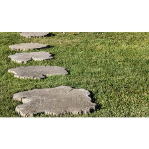 Techo-Bloc Stepping Stones