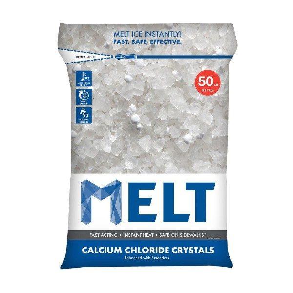 Rock Salt Calcium Chloride