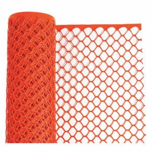 Safety Orange Fence