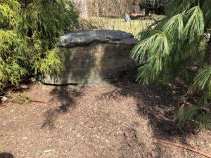 Boulders & Mulch