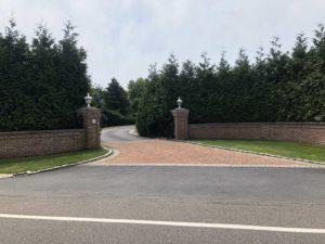 driveways aprons