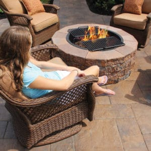 Eldorado Stone – Sherwood Wood Burning