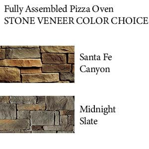 Cambridge Fully Assembled Stone Veneer Choice