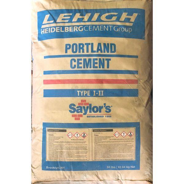 Lehigh Portland Cement Type-I-II