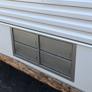 smart vent multi-insulated flood vents