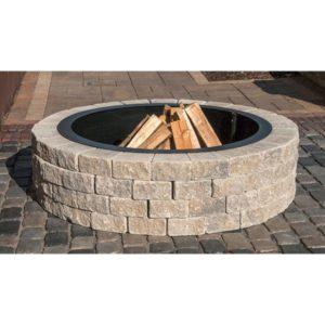 Unilock Romanstack Fire Pit kit