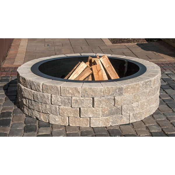 Unilock Romanstack Fire Pit kit