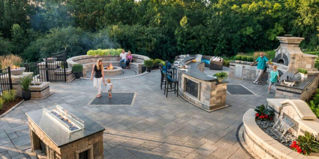 patio ideas and backyard transformations