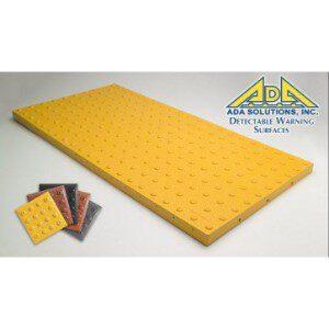 Tactile Warning Tiles